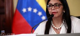 Delcy Rodríguez: Causa palestina convoca a quienes defendemos el Derecho Internacional