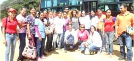 Juventud larense avivó el Gobierno de Calle en Crespo