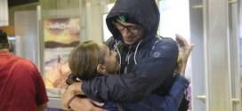 Vuelta a la Patria: 92 connacionales regresan de Ecuador