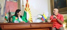 Gobernadora Carmen Meléndez inició un nuevo programa televisivo para el pueblo