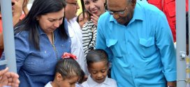 ¡Oficial! Inaugurada escuela bolivariana IDA GRAMCKO en Juan de Villegas