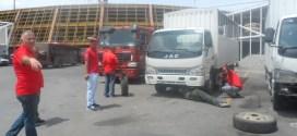 Supervisión en las distintas áreas de Transbarca mantuvo óptima operatividad del servicio