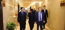 Vicepresidenta Delcy Rodríguez arribó este lunes a la República Popular China