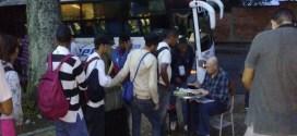 50 venezolanos procedentes de Colombia regresan a Venezuela