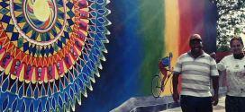 Alcaldía de Iribarren realiza diversos murales con artistas barquisimetanos