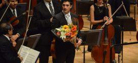 Músico venezolano ganó 'Premio de Dirección de Orquesta 2018' en México