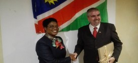 Venezuela y Namibia afianzan experiencias e intereses para desarrollo de sus pueblos