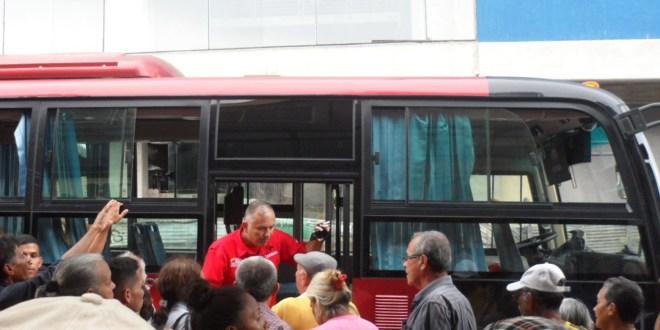 Más de 28 mil usuarios se benefician por la operación Mata Cola de Transbarca