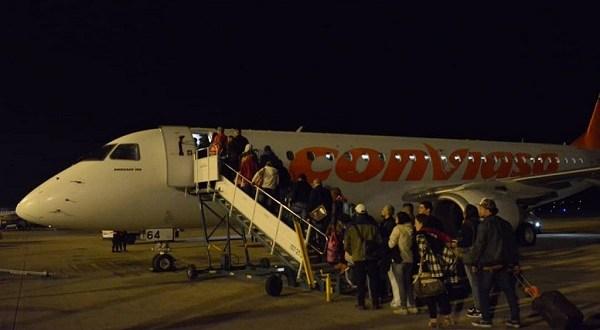 Más de 9 mil repatriados se han registrado en el Plan Vuelta a la Patria