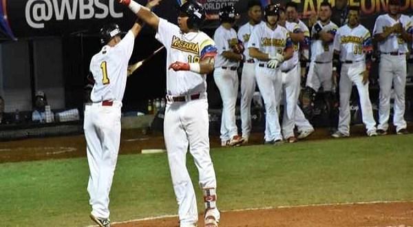 Venezuela vence a Corea del Sur 9-2 en el Mundial de Beisbol
