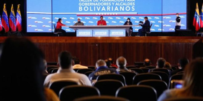 LA PRIMERA QUINCENA DE ENERO: Gobernaciones y Alcaldías recibirán más de 71 billones 265 mil millones de Bs.