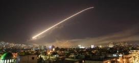 Defensa antiaérea siria repele agresión israelí en Damasco