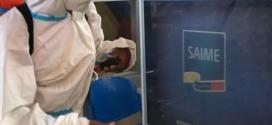SE PREPARAN PARA SU APERTURA EN SEMANA FLEXIBLE /  SAIME Lara realizó jornada de limpieza, organización y desinfección