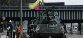 Autoridades informan de 548 personas desaparecidas en protestas en Colombia
