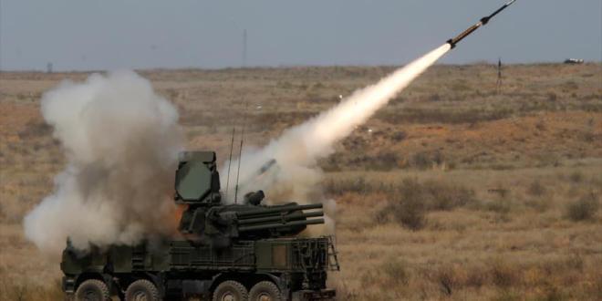 Irak amenaza con derribar cazas F-16 turcos con Pantsir-S rusos