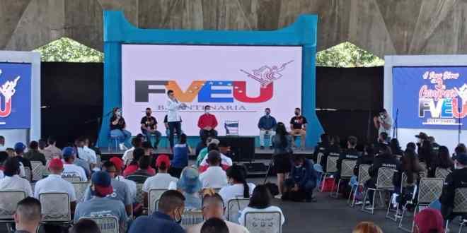 Misión Sucre Productiva presente en el III Congreso Bicentenario de la FVEU 2021