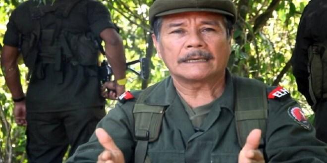 Máximo comandante del ELN renuncia por motivos de salud