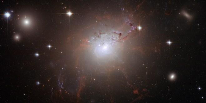 Detectan un movimiento «a escalas nunca antes vistas» en el espacio intergaláctico
