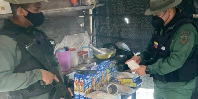 GOLPE AL NARCOTRÁFICO / Guardia Nacional desmantela vivienda donde empacaban drogas en cajas de Zucaritas