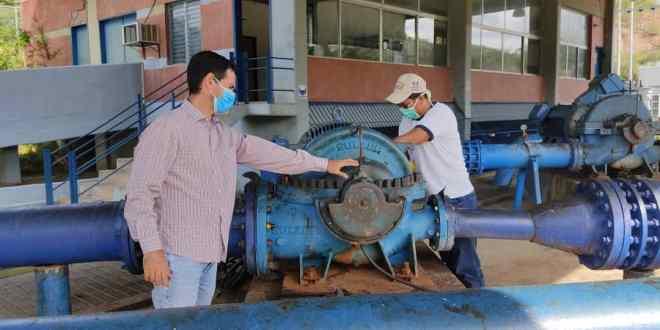 CONTINÚAN EN OPERACIÓN / Hidrolara ejecuta trabajos en Palavecino, Iribarren y Torres