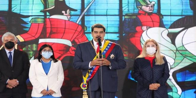 Presidente Maduro en el Bicentenario de la Batalla: En Carabobo empezó la gesta de la liberación y emancipación de Suramérica