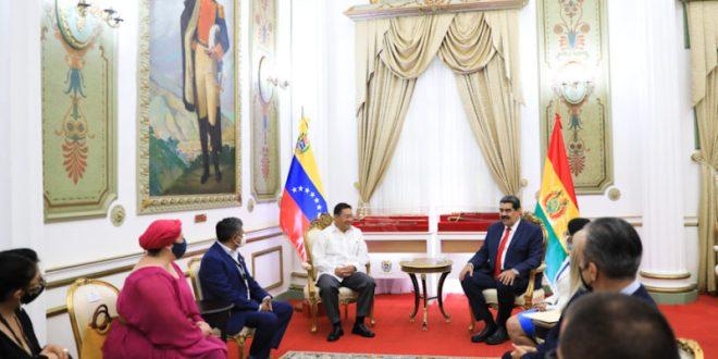 DESDE MIRAFLORES | Presidente Maduro da la bienvenida a Mandatarios que asisten a XIX Cumbre de ALBA-TCP y transmite Desfile por Bicentenario de Carabobo
