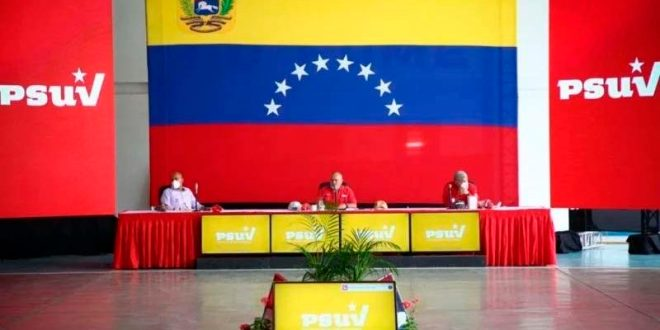 PSUV afina estrategias para primarias internas y retos electorales de 2021