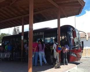 EN ANDRÉS ELOY BLANCO / Alcaldía activa ruta de la salud para pacientes Sanareños