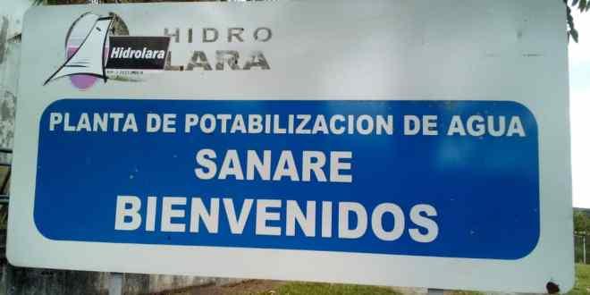EN EL MUNICIPIO ANDRÉS ELOY BLANCO / Culmina primera etapa de mantenimiento en la planta de tratamiento de agua en Sanare