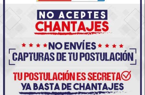 RUMBO A LAS PRÓXIMAS ELECCIONES / PSUV exhorta a no aceptar chantajes en las postulaciones internas del próximo 27 de junio