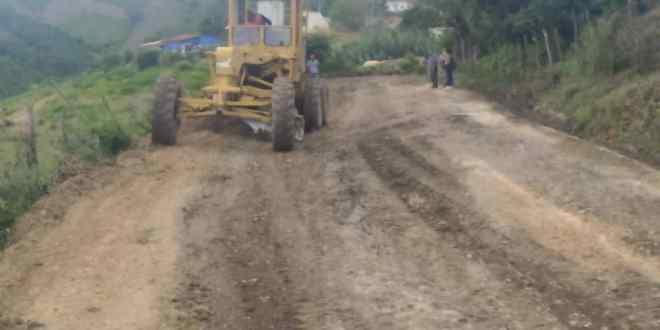 EN EL MUNICIPIO ANDRÉS ELOY BLANCO / Inicia reparación de la vialidad en el caserío Yay