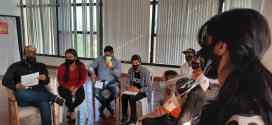 """EN CONSTANTE FORMACIÓN / Periodistas del SimLara participan en el """"Conversatorio Nuevas Perspectivas del Mejor Oficio del Mundo"""""""