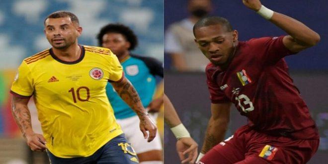 Venezuela buscará su primera victoria este jueves ante Colombia en la Copa América