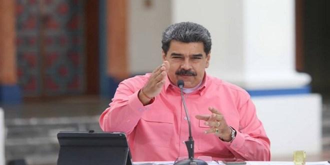 Presidente Maduro: En Venezuela avanzamos por el camino de la organización popular, la protección social y el desarrollo económico
