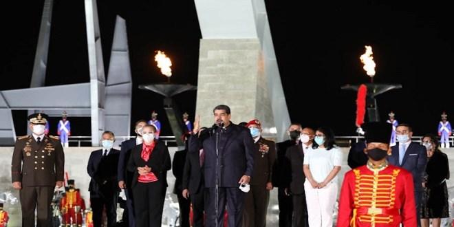 Venezuela ahora apunta rumbo al 2030 para abrirle las puertas a una nueva era de unión, trabajo y prosperidad