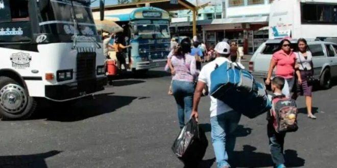 Reactivan rutas interurbanas en toda Venezuela excepto dos estados