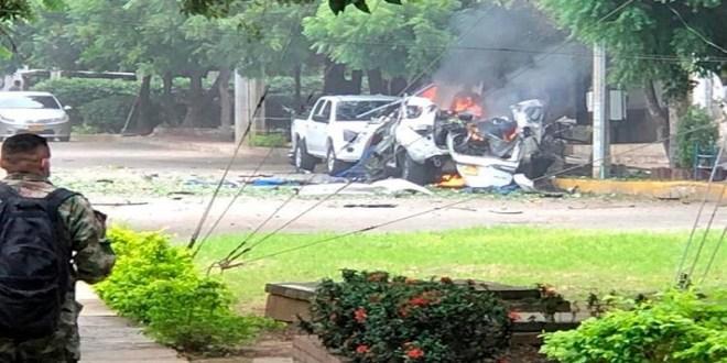 ELN negó ser autor del atentado contra base militar en Colombia