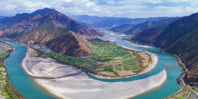 China lanza nueva expedición científica en el río Yangtse para investigar condiciones de recursos hídricos, retroceso glacial y pérdida de suelo y agua