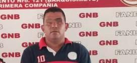 ESTABA DETENIDO POR TORTURAR A UN JOVEN / Encuentran sin vida al ex GNB Yesim Linárez en un calabozo en el estado Lara