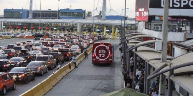 Restricciones en la frontera entre México y EE.UU. se extienden hasta el 21 de agosto