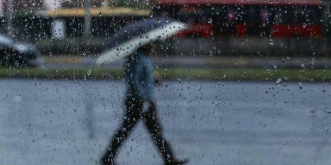 Para este miércoles se prevé lluvias, chubascos y lloviznas en gran parte del país