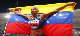 La triplista Yulimar Rojas saltó a la final de los JJOO de Tokio