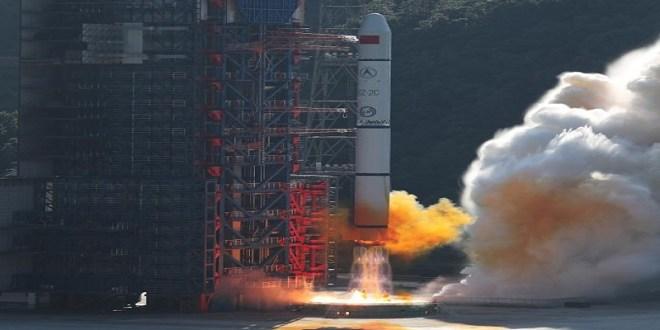 China lanza nuevos satélites de teledetección electromagnética