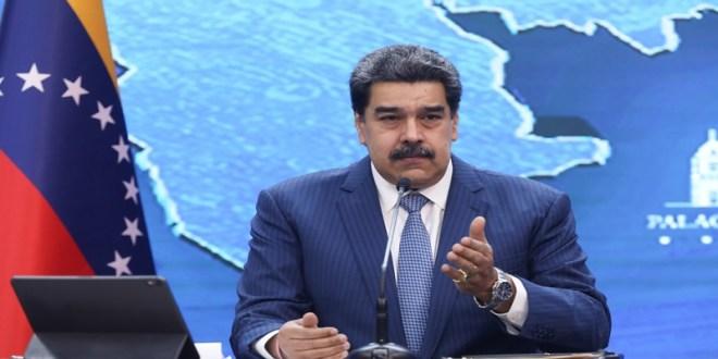 Presidente Nicolás Maduro: Uno de los sectores más afectado por sanciones es el petrolero, pero estamos recuperando la producción