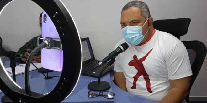 """Adolfo Pereira: """"Les recuerdo que estamos en cuarentena radical tipo II"""""""