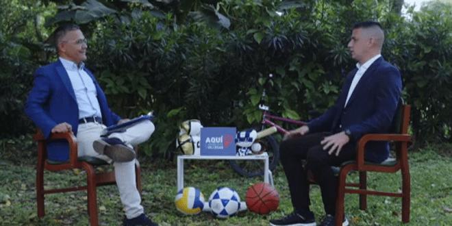 Maldonado: El deporte en Venezuela se convierte en prioridad e inversión permanente, ante bloqueo
