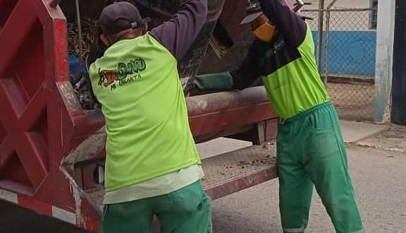 Alcaldía de Iribarren y Foscupa reducen tarifas del aseo urbano a un 50 y 60% para empresas