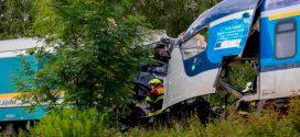 Choque de trenes en República Checa deja tres muertos y decenas de heridos