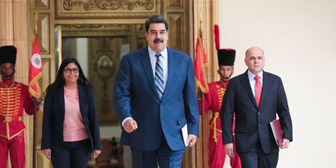 ÚLTIMO MOMENTO/ Maduro hace cambios en su gabinete y designa a su actual embajador en China como nuevo canciller