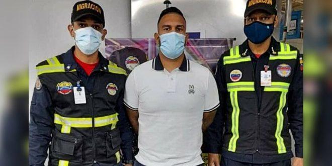 EEUU deportó a Venezuela a líder de la banda Los Meleán
